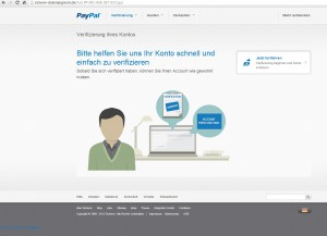 paypal-spam-webseite